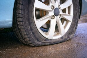 Tire Blowout Accidents Brauns Law