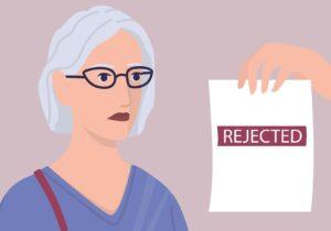 Rejection at nursing home